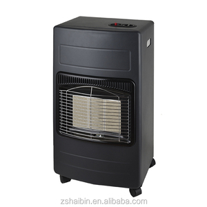 Portable indoor butane gas heater for home heating WITH CE approval