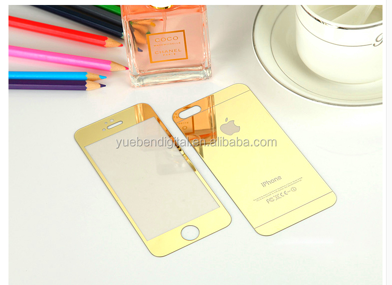 Color Full Body Decal Skin Sticker Screen Protector For iphone 4 4s iphone 5 5s