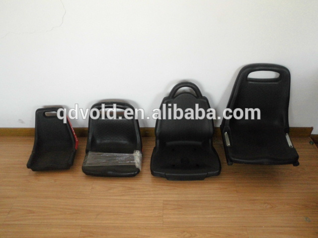 Go kart plastic black seat for sale