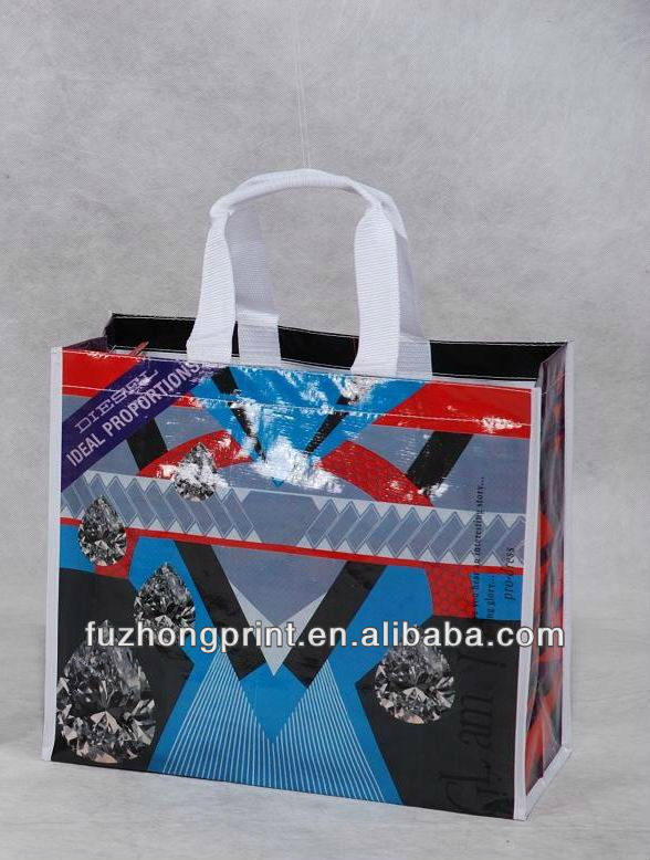 Fine quality non woven laminated bag