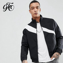 OEM Fabbrica Calda Custom Style Autunno <span class=keywords><strong>Bomber</strong></span> Mens Giacca In Nylon