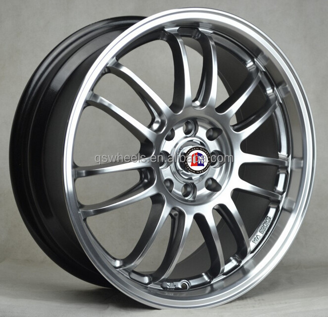 Hot sale high quality low price 8holes replica alloy wheel 17 inch wheel rim for car