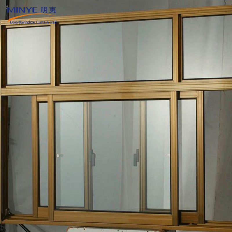 China aluminum windows and doors design used commercial glass windows