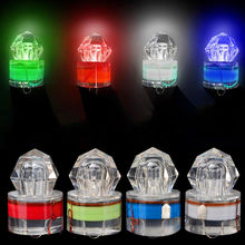 Multi-color Flash Fishing Light LED Deep Drop Underwater Squid Strobe Bait Lure Lamp