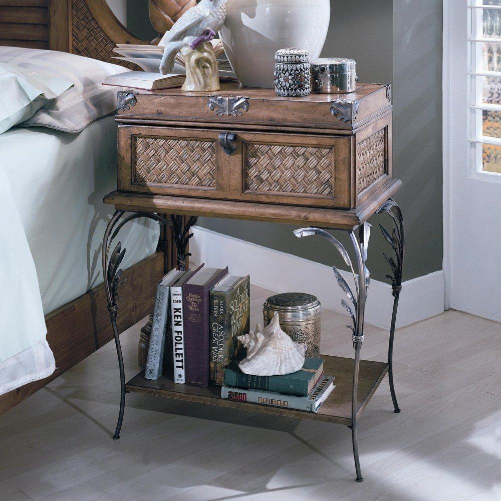 Progressive Furniture Palm Court 1 Drawer Nightstand