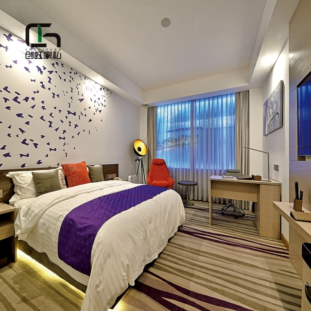 Modern Style Hotel Bedroom Furniture