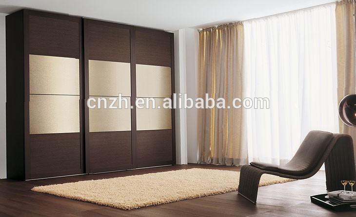 Custom made laminate bedroom wardrobe designs