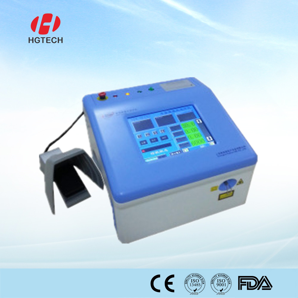 HGL brand laser treatment for varicose veins or spider veins 980nm diode laser vascular removal device redness machine
