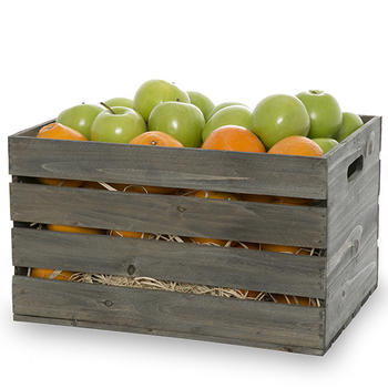 Made In China Hot Sale Wholesale Factory Price Natural Wood Box Fruit Crate Wooden Vegetable Crates