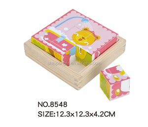 importer jigsaw wooden puzzle games for children puzzle game iq pyramid