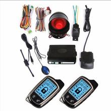 two way car alarm 5000m sun car alarm car remote code grabber
