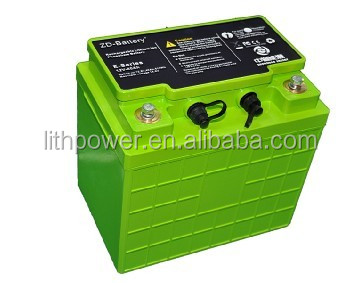 Green Power 12v 200ah Lifepo4 Battery Pack With Built In