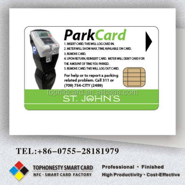 Plastic IC Credit Card Printing Contact Card Bank Insurance Payment Card 1K