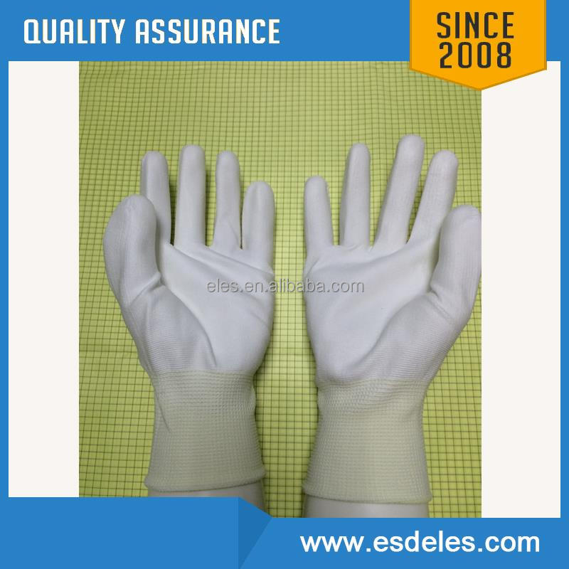 High quality cleanroom cheap esd antistatic nitrile gloves