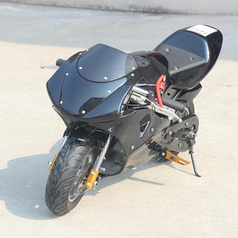 mini moto 50cc pocket bike. Black Bedroom Furniture Sets. Home Design Ideas