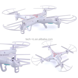 FPV Explorers Headless RC Flying Quadcopter Drone UFO with HD Wifi Camera