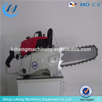 Factory hot sale electric diamond chain saw for cutting concrete stone