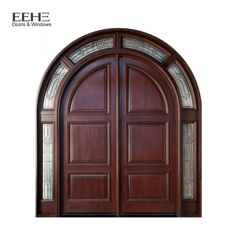 Wooden Double Door Round Designs, Wooden Double Door Round Designs ...