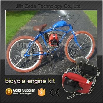 4 Stroke Gasoline Bicycle Engine Kit/kit Motor Bicicleta