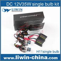 Liwin wholesale high quality DC 12v xenon hid kit h7 35w 55w 4300k 6000k 8000k 10000k h11