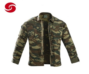 Xinxing CVC Greek Camouflage Custom Military Army Tactical uniform ACU