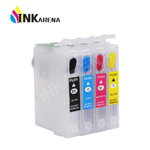 T1431 T1434 refill ink cartridge for epson workforce WF-7511 WF-7011 ME  office 960FWD