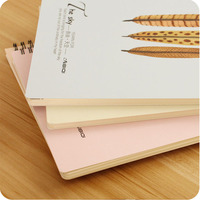 Custom Printed Cheap Price Spiral Notebook Manufacture