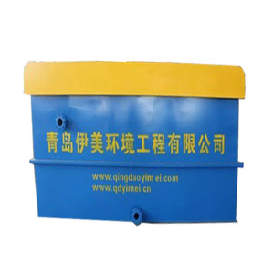 CAF industrial waste water treatment equipment for sale