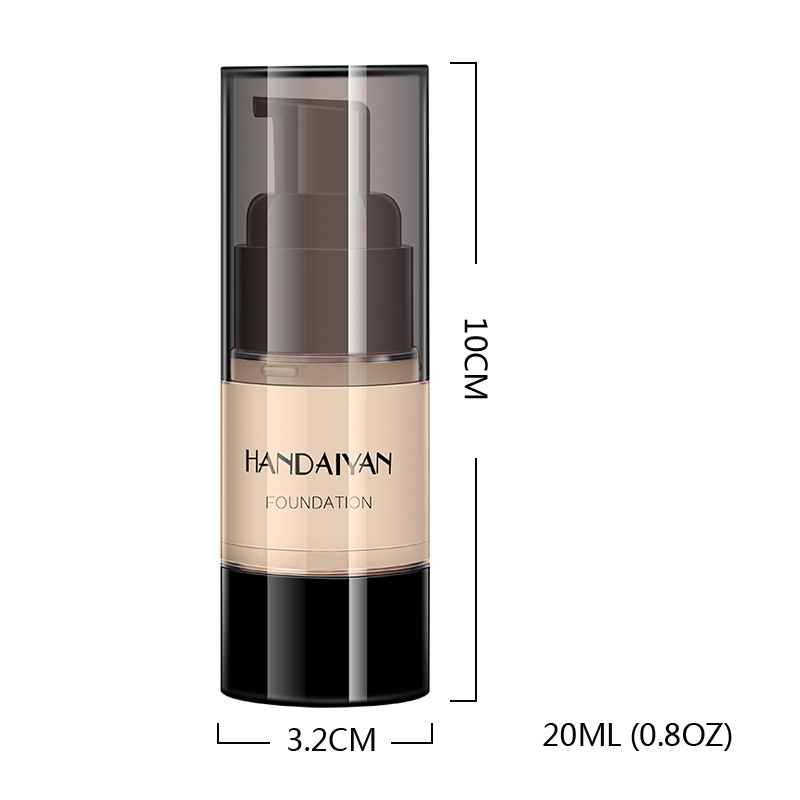 Private Label BB Cream Concealer Foundation Makeup Basics 8 Colors Foundation Natural Color Foundation, Concealer Cream