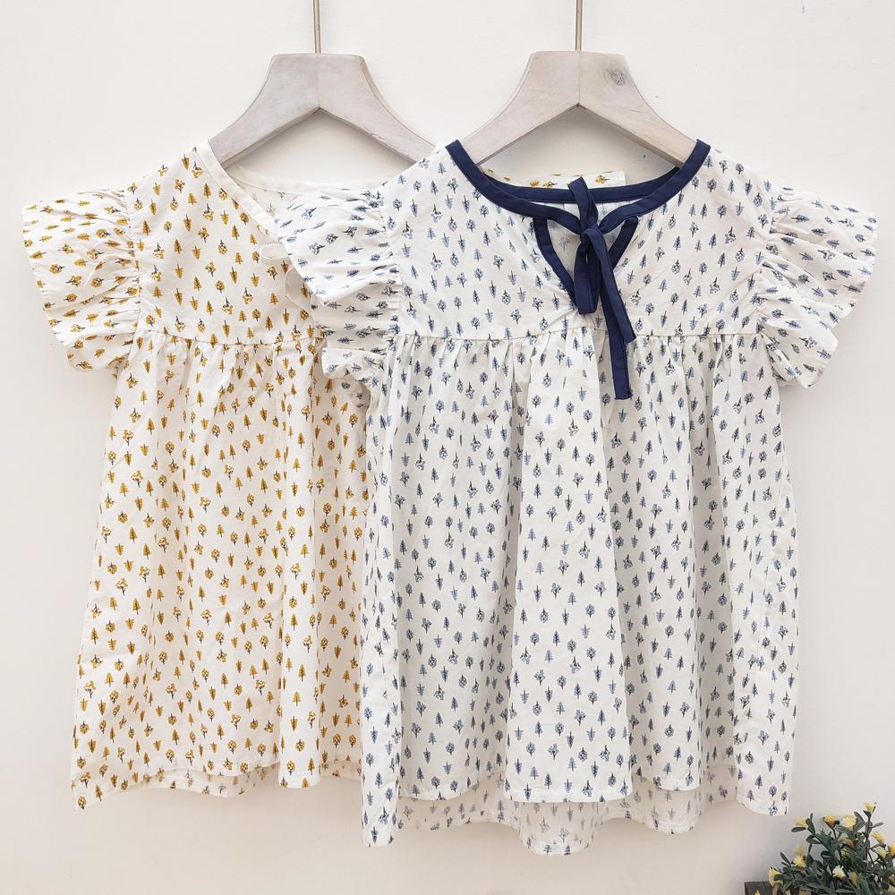 654af6e04 Proveedor de China de manga puff Niñas Ropa de diseño simple vestido de bebé  ...