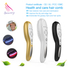 Handheld electric massage comb for head massage /Electric Strainghtening Massage Comb Hair Protect