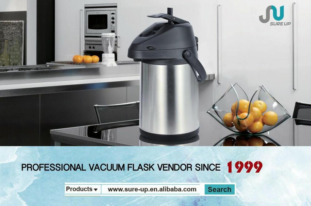 Berömda South America 2.5l Top Selling Termos Vacuum Flask Airpot With FI-11