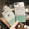 hippo with pendant Animal Soft TPU Skin Mobile Phone Cases OEM For iPhone 6 6S Plus 7 7 Plus 5 5S 5C SE 4 4S Back Cover Shell