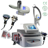 Cavitation +RF+Lipo Laser+ Cryolipolysis /Cryolipolysie Slim Freeze Belt Freezing Machine