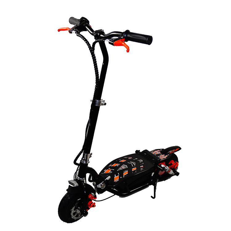 CE Approval 300W Lithium Battery Lightweight Standing 2 Wheel Folding Mobility Scooter Electric