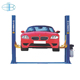 In stock Fast delivery CE certification 2 post double-cylinder hydraulic car lift for sale