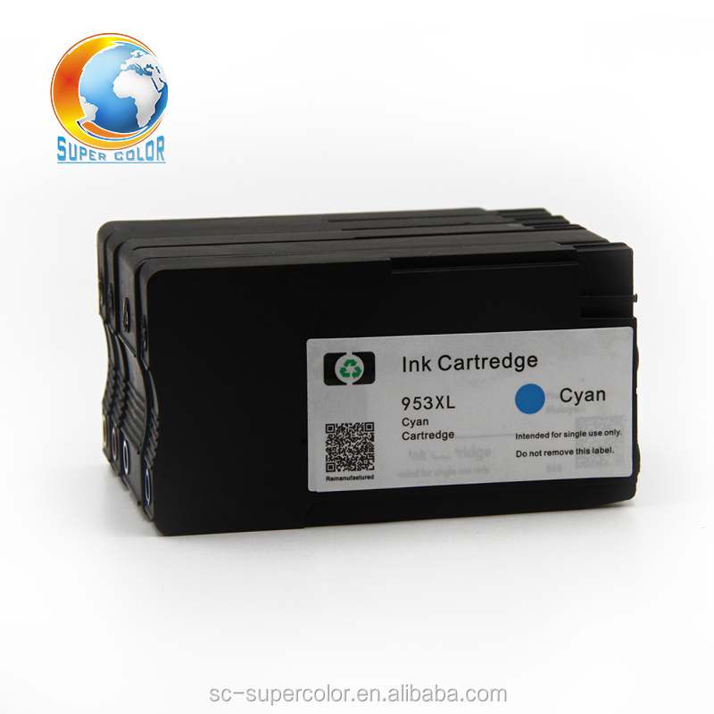 With Chip For HP 953XL Pro 7740 8210 8710 8715 8720 8730 8740 8725 8728 Remanufactured Original Ink Cartridge