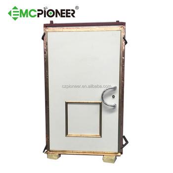 White Color Shield Door For Mri Faraday Cage - Buy Shield Door,Mri Door,Mri  Shield Door Product on Alibaba com