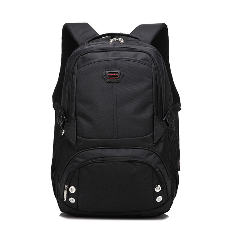 3483b3261d Get Quotations · Men s backpacks 15.6inch Laptop bag Oxford cloth 35L double  shoulder school backpacks for girls sport