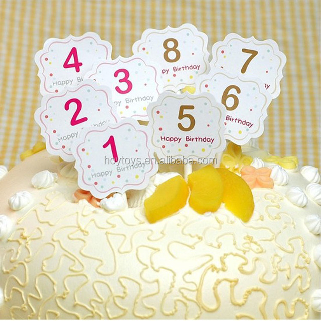 Buy Cheap China Decorative Birthday Picks Products Find China