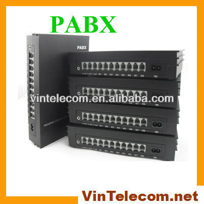 Pabx Ms208 With 2 Co Line And 8 User Lines 20s Ogm,Co To Co ...