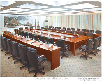 Custom Luxury Wooden Ushaped And Ovalshape Conference Room Table - Oval shaped conference table