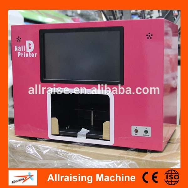 Digital Finger Nail Printer Machine