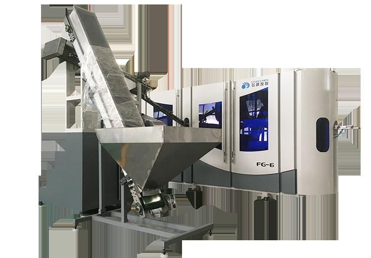 Hot Jual PLC Dikendalikan 8 Rongga Preform PET Lembut Air Minum Botol Bertiup Harga Mesin