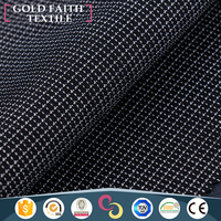 Wholesale Textile Material Check Design Polyester Viscose Suit Fabric