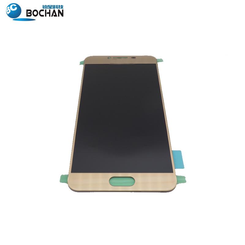 25b4eb55c0e2 Заводская цена оптовая продажа Мобильный ЖК-экран для Samsung Galaxy C5  c5000 lcd
