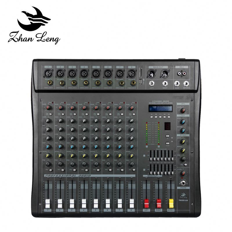 Good price dj sound mixing console audio power amplifier/sound power amplifer