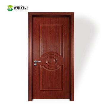 Decorative Wholesale Interior Door Design RFL PVC Door Price