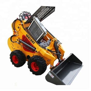 CE certified EPA engine 23hp mini skid steer loader for sale