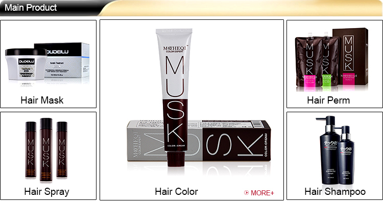China Professional Hair Color Brands Oem Factory Private Label Halal Best Salon Permanent Dye Cream